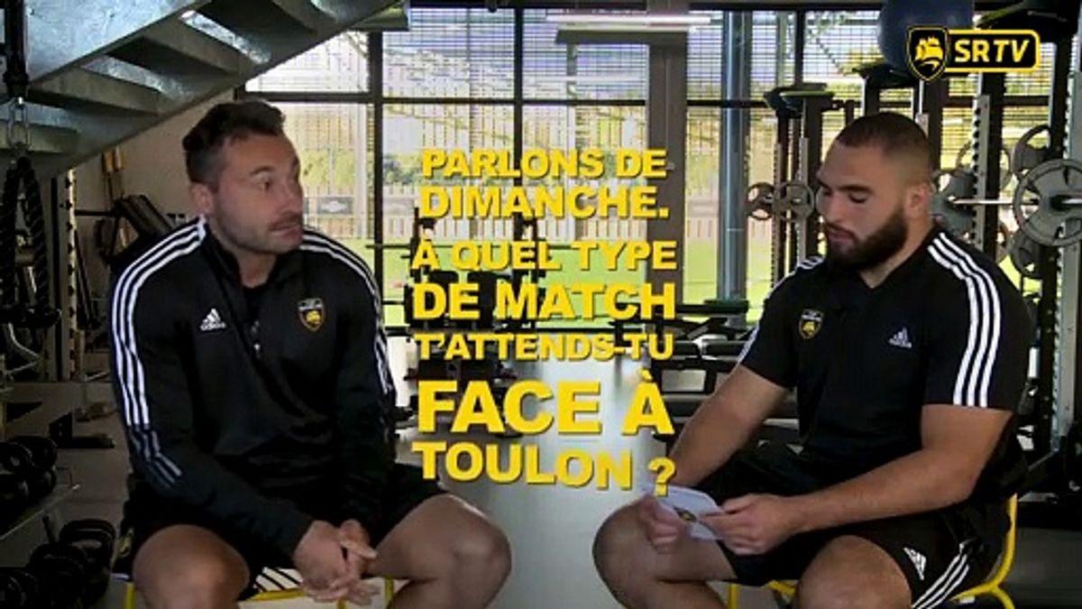 SR/RCT - Le Face à face d'avant-match
