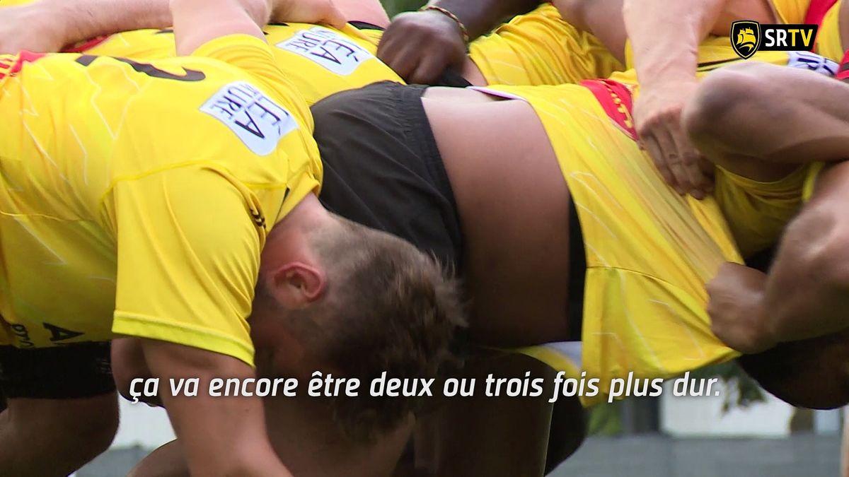 Brive / Stade Rochelais : le point presse !