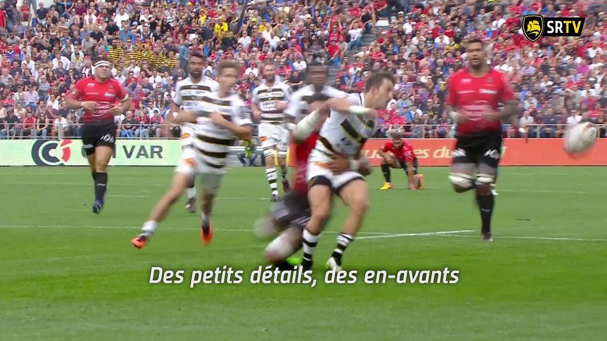 Toulon - Stade Rochelais : Le Debrief