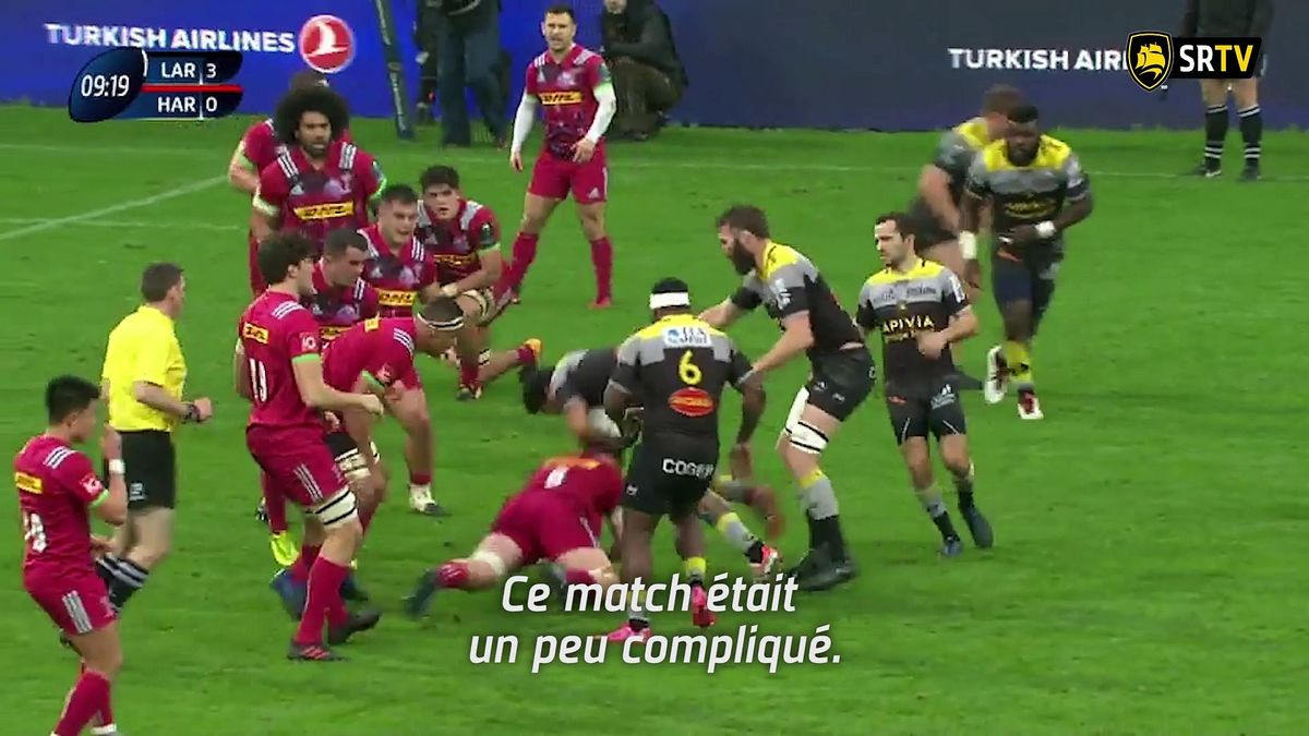 Stade Rochelais / Harlequins : le debrief !
