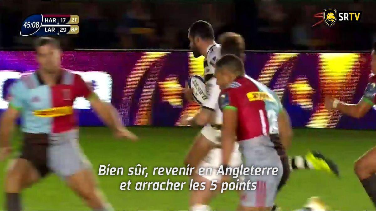 Harlequins / Stade Rochelais : Le Debrief !