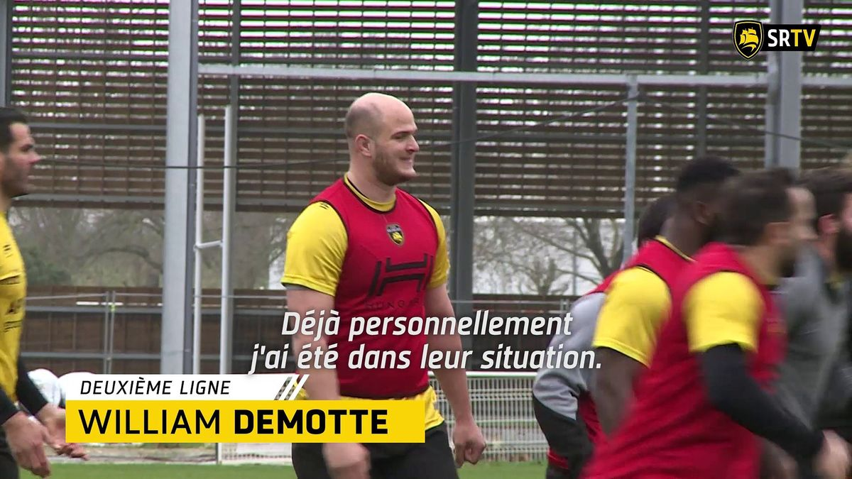 Oyonnax / Stade Rochelais : le Point Presse
