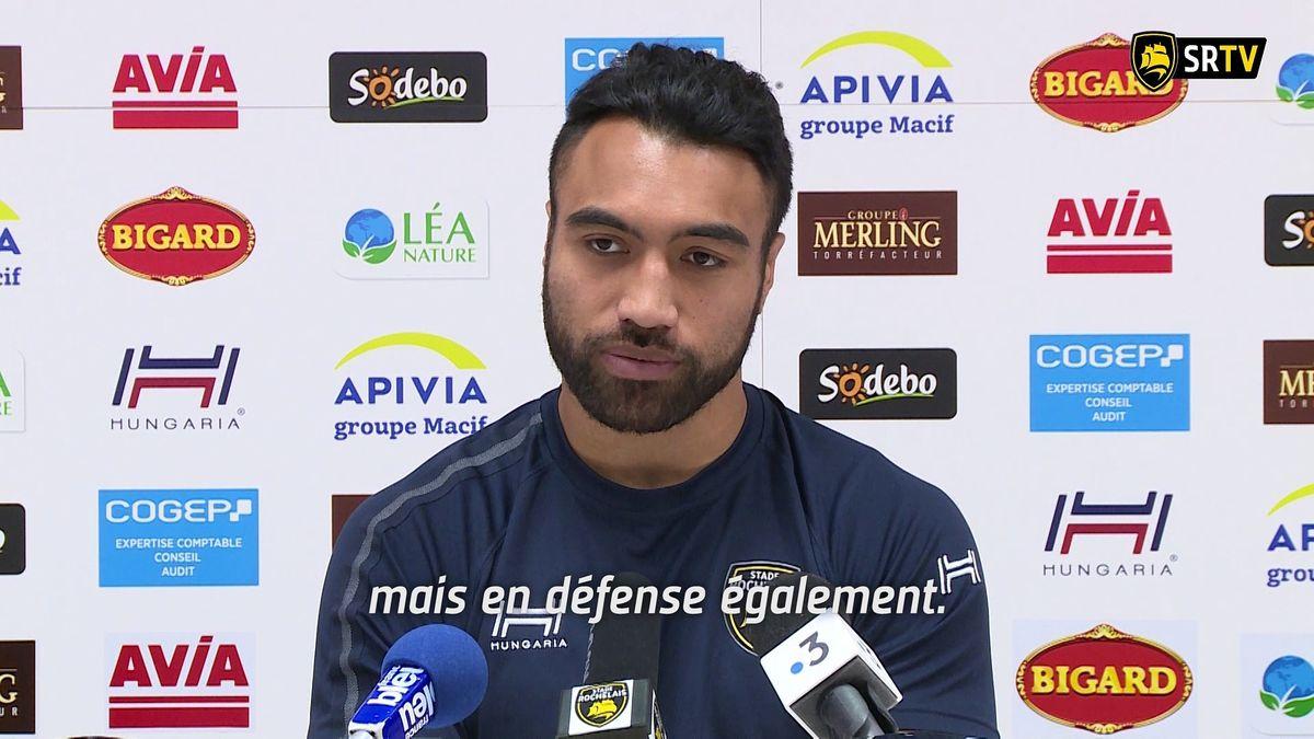 Stade Rochelais / Toulon : le Point Presse