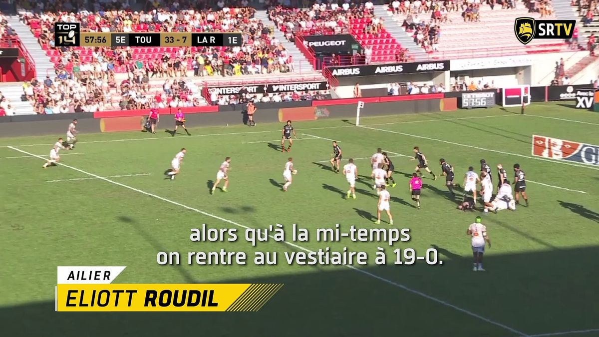 Toulouse / Stade Rochelais : le Debrief !