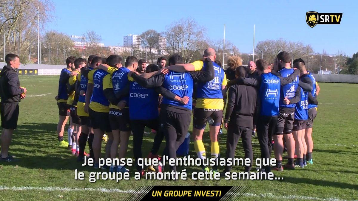 L'avant-match : Grenoble / Stade Rochelais