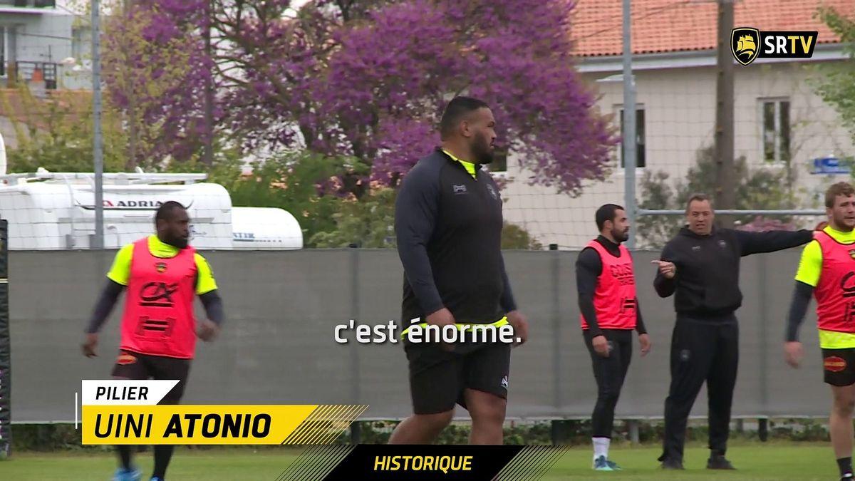 L'avant-match : Stade Rochelais / Sale