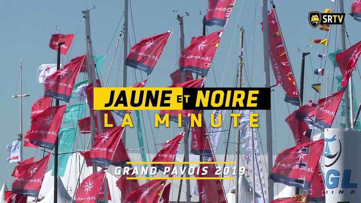 Minute Jaune et Noire - Grand Pavois 2019