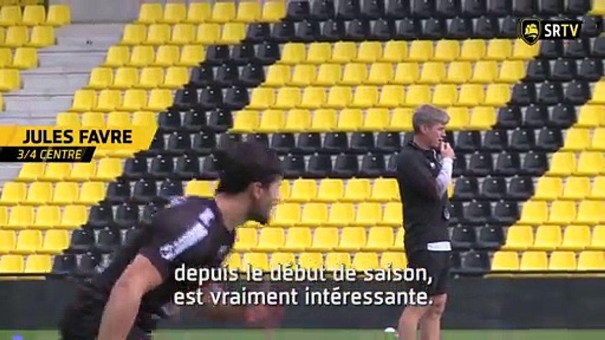 Avant Bayonne / Stade Rochelais