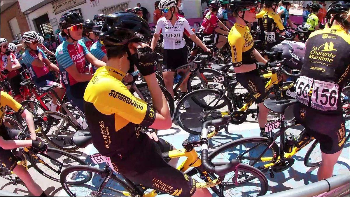 Revivez la 1ère étape de la Setmana Ciclista Valenciana !