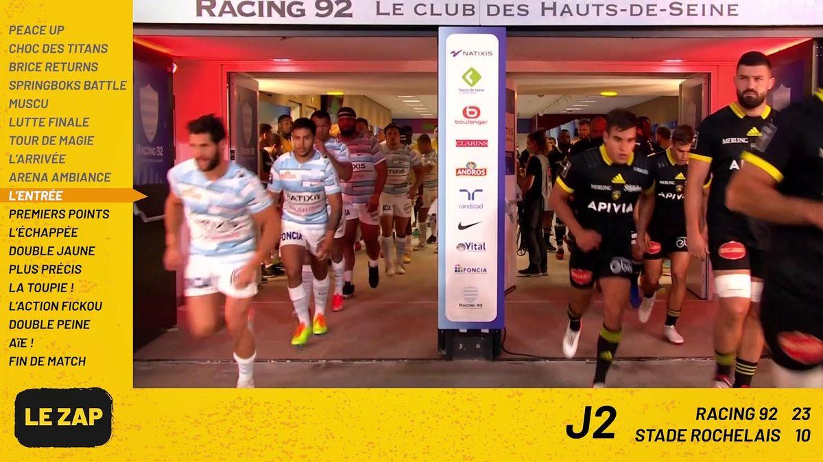 Le ZAP de la J2