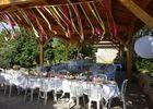 Domaine de la Griottière_repas exterieur