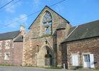 Abbaye Saint Jacques de Montfort sur Meu