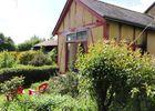Chélidoine jardin privé