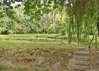 Guého Béa vue sur l'étang