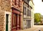Ancienne cité médiévale Montfort sur Meu