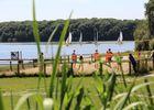 Lac de Trémelin Iffendic Brocéliande Bretagne accrobranche pédaleau ©office de tourisme Lac de Trémelin (9)