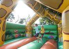 Loupiots du Lac - jeux gonflables - Taupont - Brocéliande - Bretagne