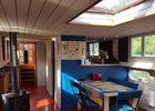 Hébergement insolite - Péniche Orphée - Lanouée - Morbihan - Bretagne