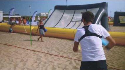 J'ai testé pour vous le beach sport tour !
