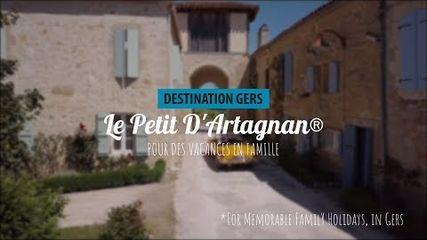Le Petit d'Artagnan®, pour des vacances en famille