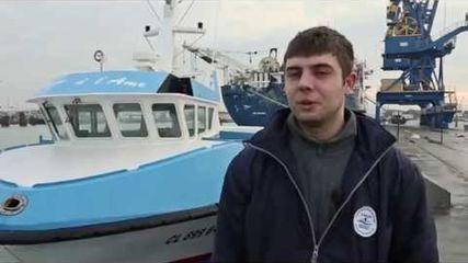 Découvrez la filière pêche du Calaisis