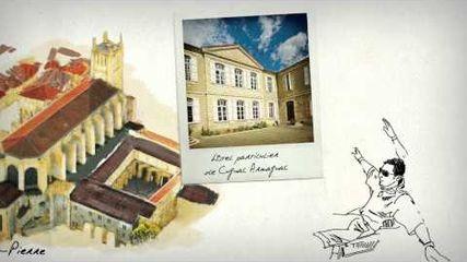 Carnet de voyage Grand Site Flaran-Baïse-Armagnac