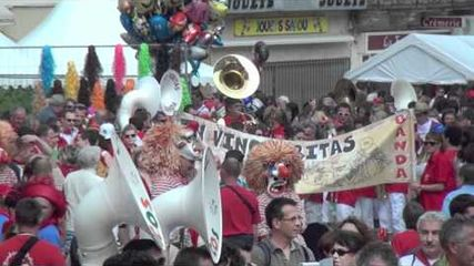 Les Bandas 2012