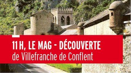 La cité fortifiée de Vauban à Villefranche de Conflent