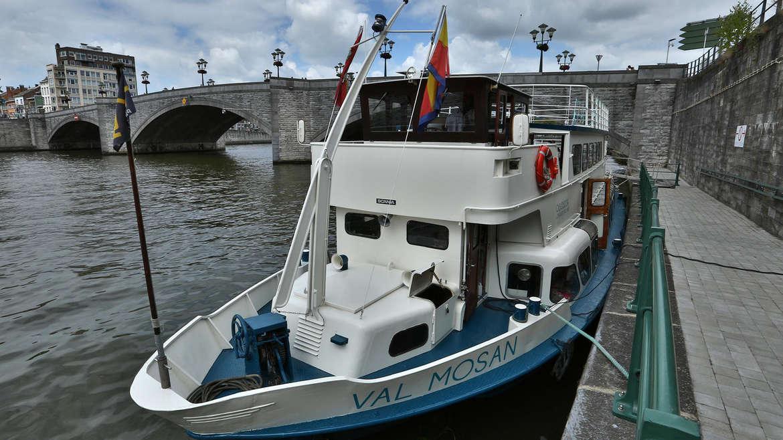 Croisières sur la Meuse - Bateau Val Mosan