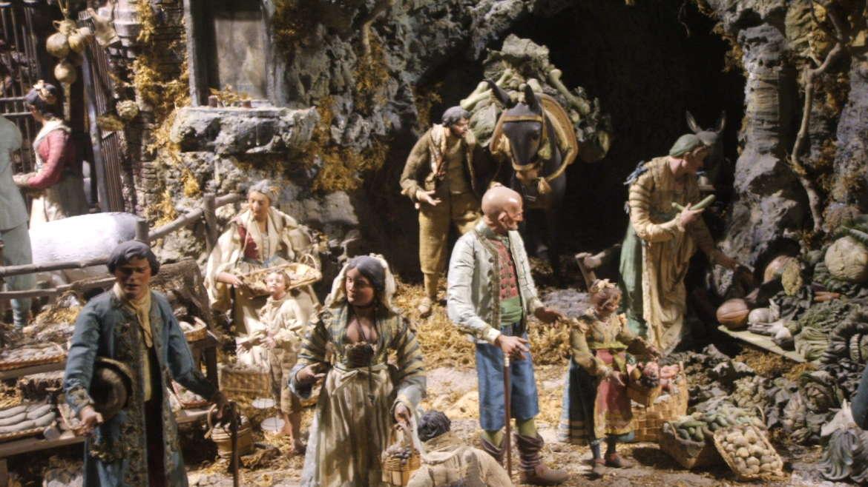 Natividad - Exposition de crèches catalanes et napolitaines