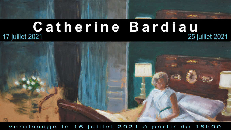 Exposition de Catherine Bardiau