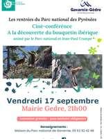 Ciné conférence : à la découverte du Bouquetin