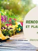 Rencontre jardin et plantes sauvages