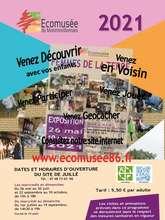 """26 septembre : Rencontre avec Monique et Florence à l'Ecomusée autour de """"l'exposition femmes de la terre"""""""