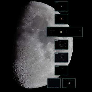 Soirée Astro : Le Télescope s'installe chez vous !