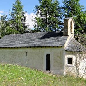 Journées Européennes du Patrimoine : Ouverture de la Chapelle Saint Vincent