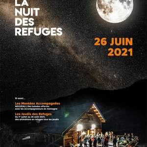 Nuit des refuges du Pays des Écrins