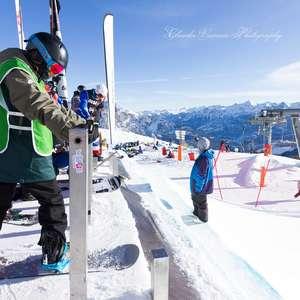 Course régionale de snowboard