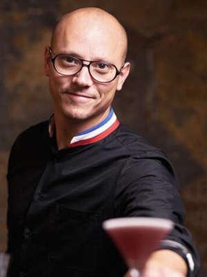 Reporté - L'art du cocktail par Christophe Davoine MOF barman