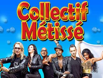 """Grand Concert d'automne avec """"Collectif Metissé"""""""