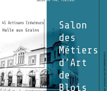Salon des Métiers d'Art de Blois - Annulé