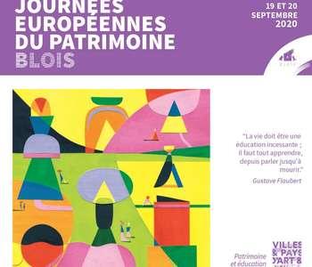 Les journées du patrimoine à Blois