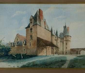 Visite famille Un château témoin de son temps