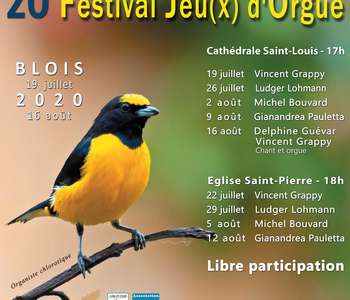 Festival Jeu(x) d'orgue 2020
