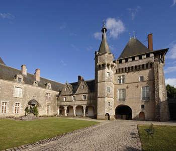 Visite commentée « Huguenots » au Château de Talcy
