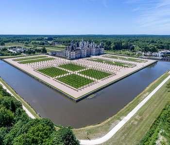 Journées du patrimoine à Chambord