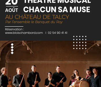 Théâtre musical : Chacun sa Muse