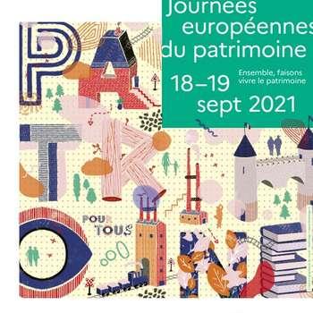 OUVERTURE DES JOURNÉES EUROPÉENNES DU PATRIMOINE : BASILIQUE ST APHRODISE