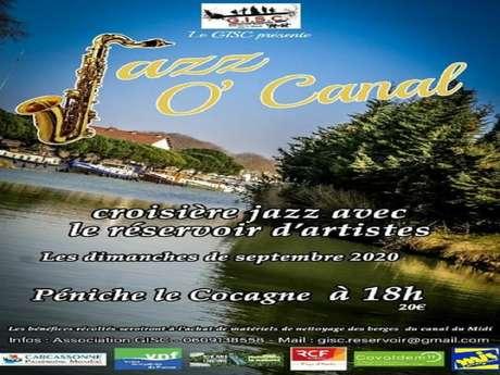 "JAZZ O CANAL ""LES DIMANCHES DE SEPTEMBRE"""