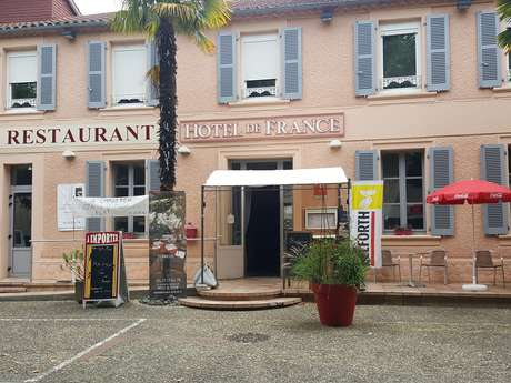 Restaurant Hôtel de France